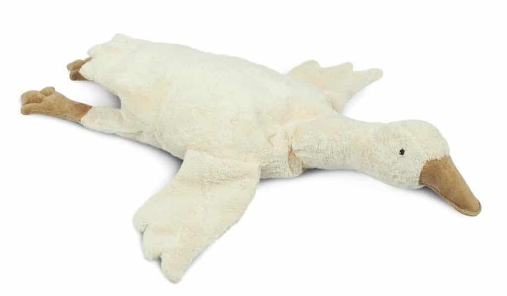 Peluche Cuddle Oie Large