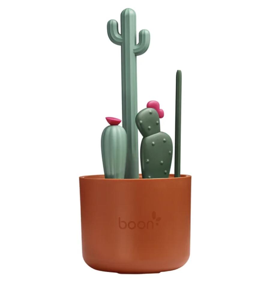 Kit De Brosse Vaisselles Cacti