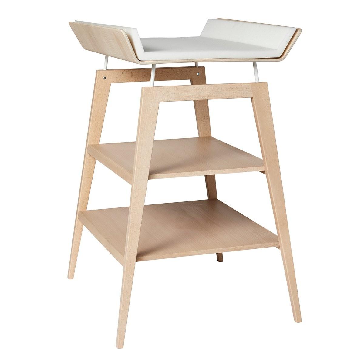 Table à Langer Linea Hêtre