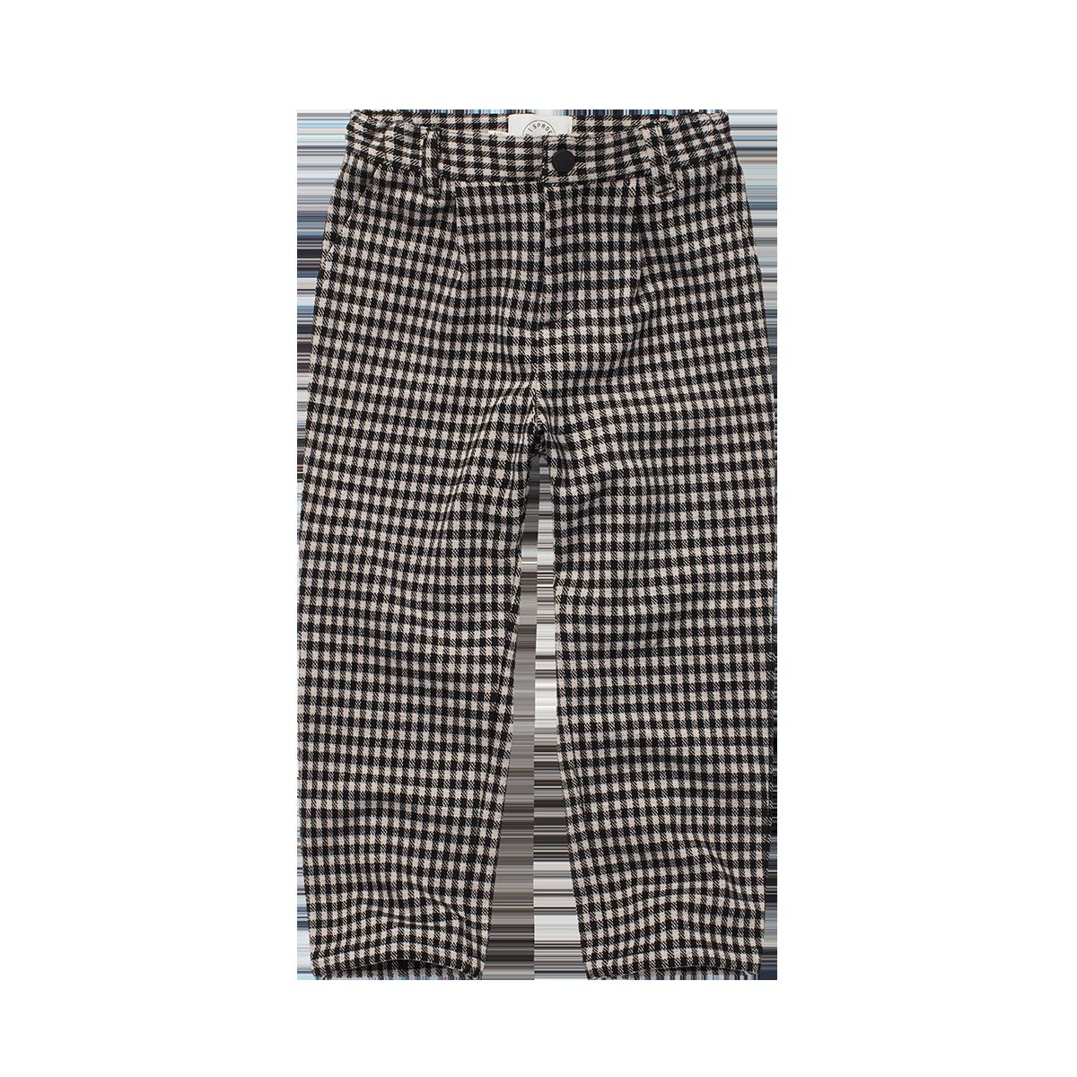 Pantalon Chino Check