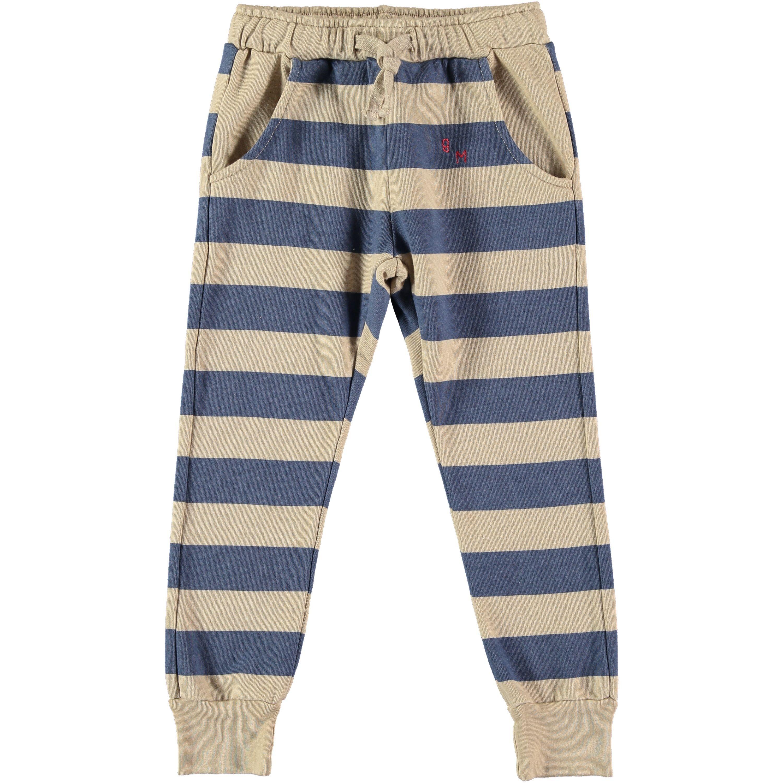 Pantalon Stripe Fog