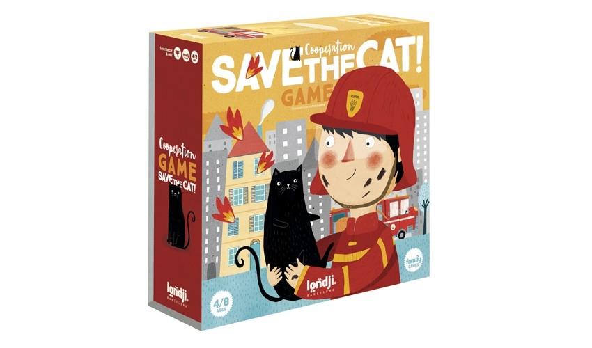 Jeux Save The Cat