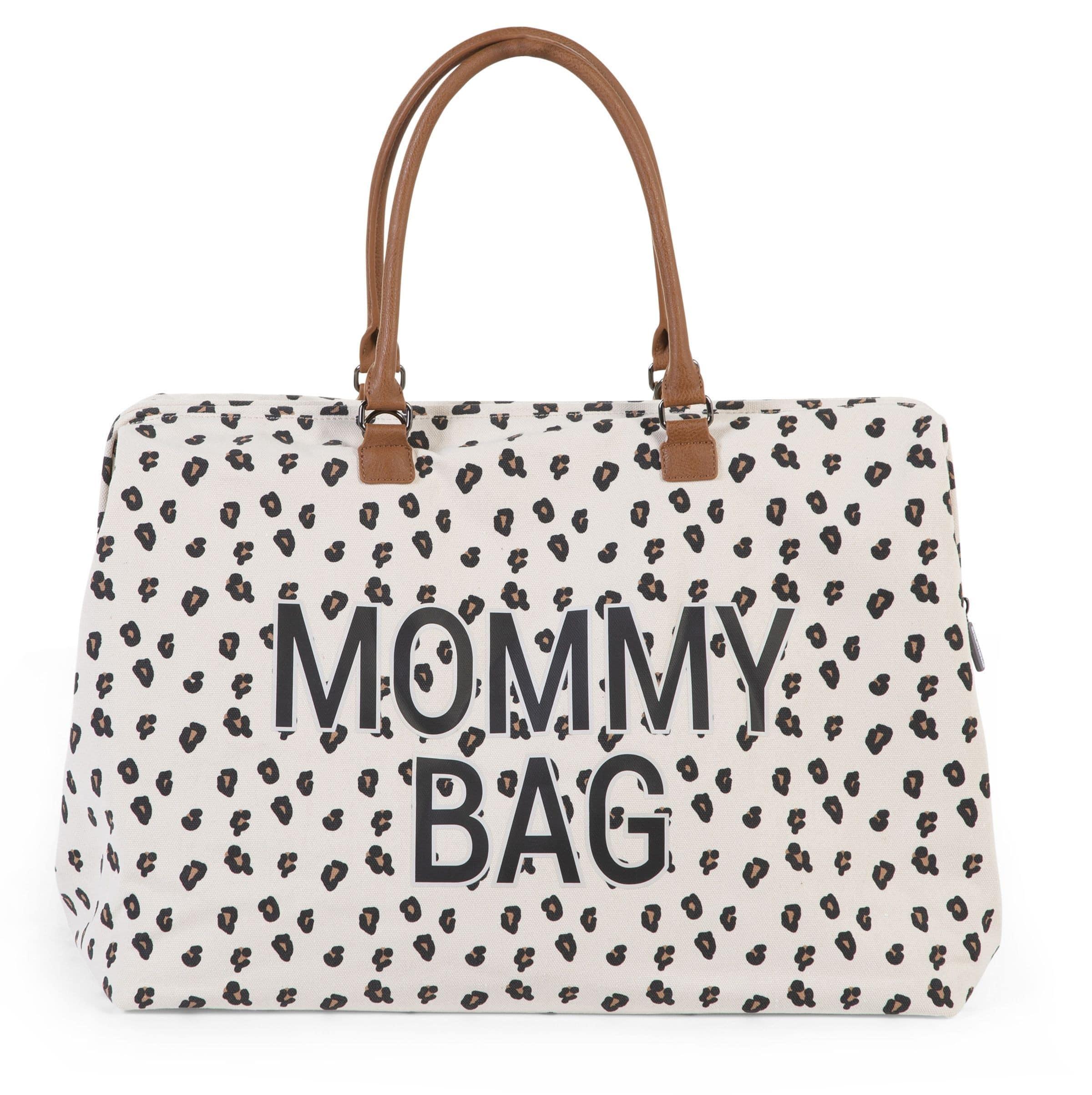 Mommy Bag Léopard